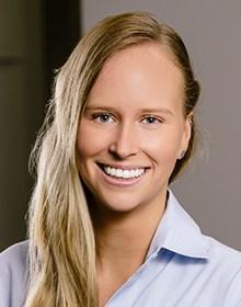 Practice Receptionist Madeline Forrester