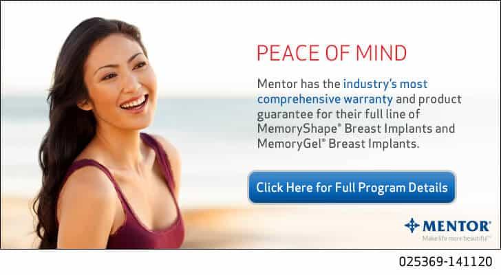 MemoryShape & MemoryGel Breast Implants