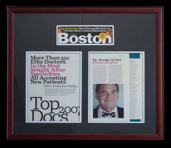 Boston Top Doc 2007