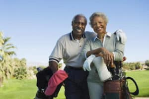Hip Pain Relief for Older Couple