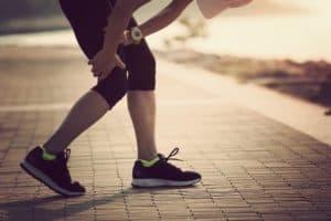 Runner's Knee Pain Example