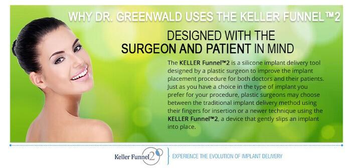Keller Funnel for Breast Implants