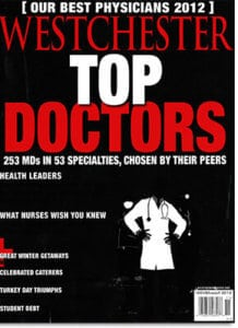 Westchester Best Physicians 2012