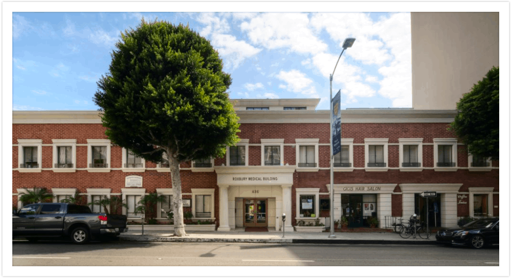 Beverly Hills Plastic Surgery Office
