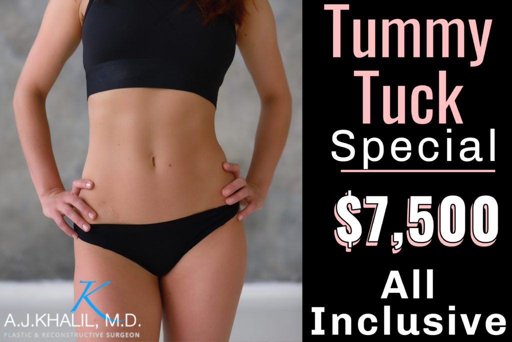 Tummy Tuck Special Beverly Hills