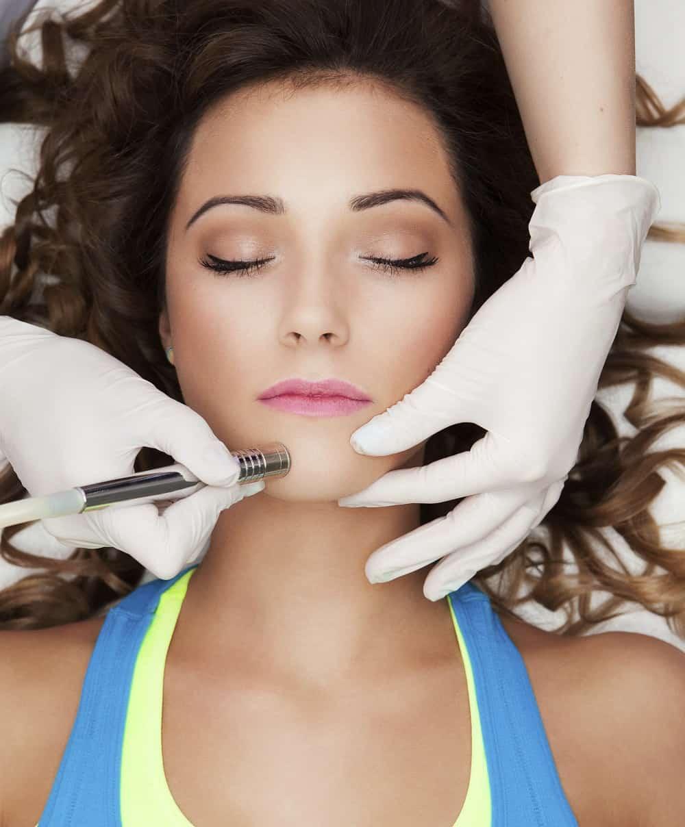 Laser Skin Resurfacing Patients Cleveland