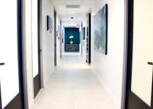 Plastic Surgery Center Interior