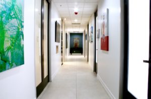 Beverly Hills Outpatient Plastic Surgery Center Interior