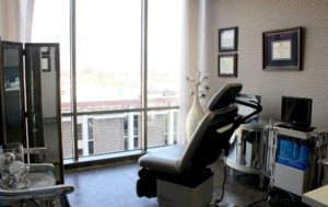Patient Room of The Outpatient Plastic Surgery Center of Beverly Hills