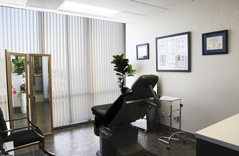 Dr. Ghavami's Beverly Hills Facilities