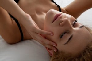 Model for Sculptra in Beverly Hills Treatment Page