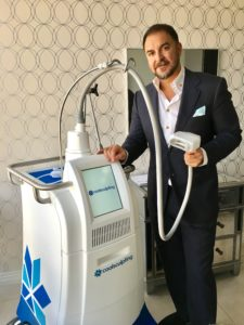 CoolSculpting with Dr. Ghavami in Beverly Hills