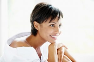 Beautiful skin tightening results