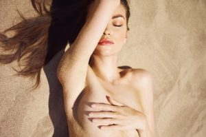Model on Fat Transfer Breast Augmentation Page