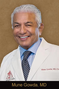 Dr. Mune Gowda, Novi / Troy MI Plastic Surgeon