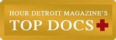 Hour Detroit Magazine's Top Docs Logo
