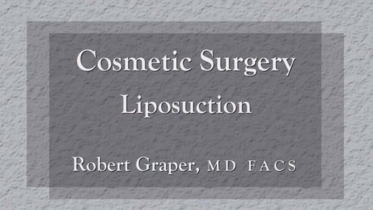 Liposuction education at Dr. Graper's Seminar