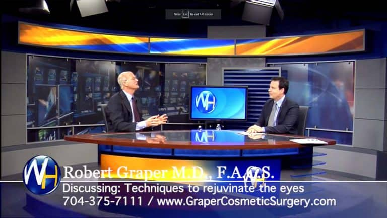 Focus on Eyes with Dr. Graper
