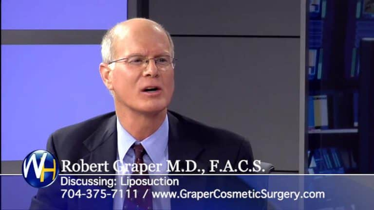 Liposuction Video with Cosmetic Surgeon Dr. Robert Graper