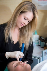 medical aesthetician and laser specialist in Charlotte NC