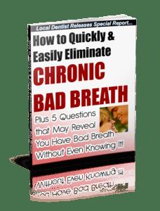 Bad Breath Report