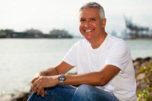 Older Model for Male Facelift Page