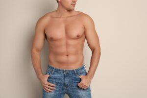 Male Model for Male Lipo Page