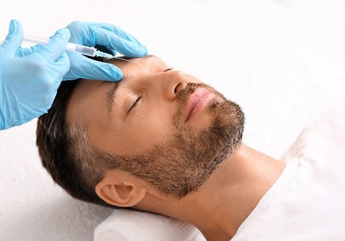 Botox for Men San Jose, Mountain View, & Surrounding Bay Area