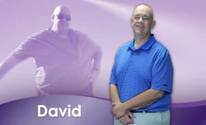 Before and After Weight Loss David