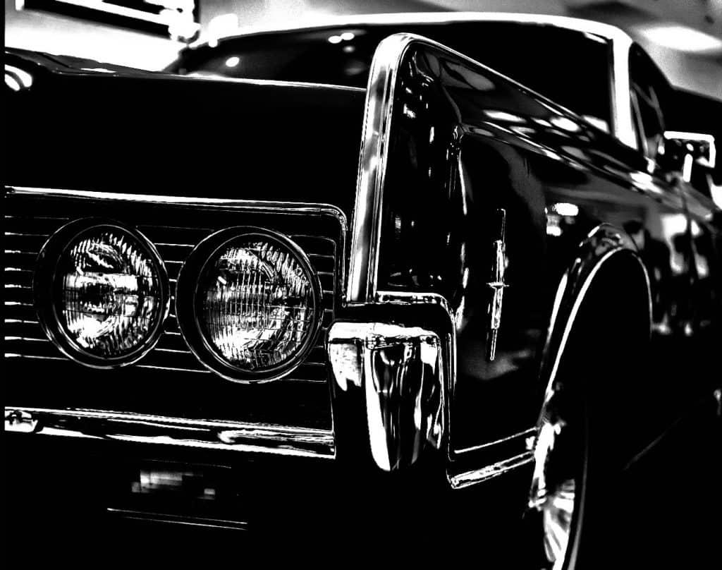 Shinya 60s Lincoln Continentall