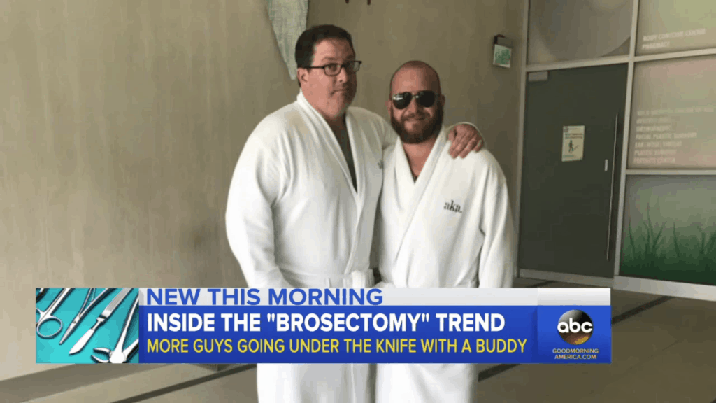 ABC News – Vasectomy Party