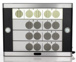 CSV-1000-1.5cpd Sine Wave Low Vision Test