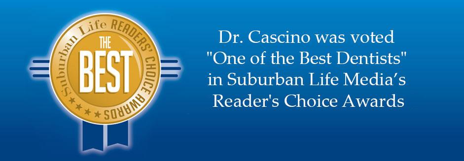 Dr. Tony Cascino Readr's Choice Award